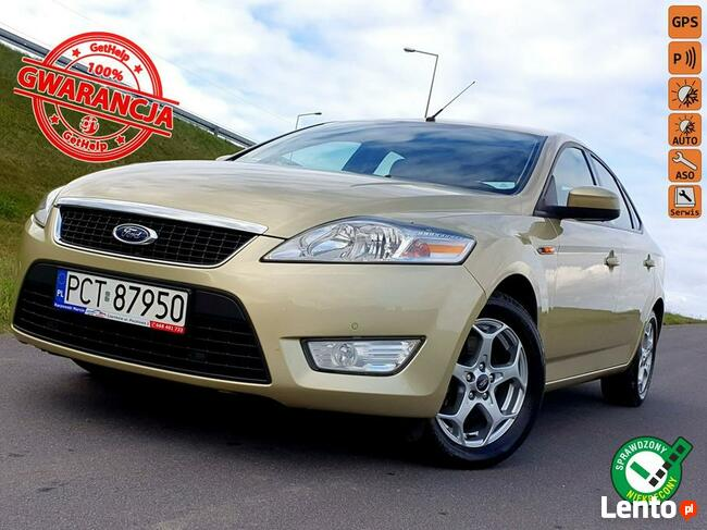 Ford Mondeo 2.0 16V BEZWYPADKOWY stan perfekcyjny 102000KM gwarancja SERWIS ASO