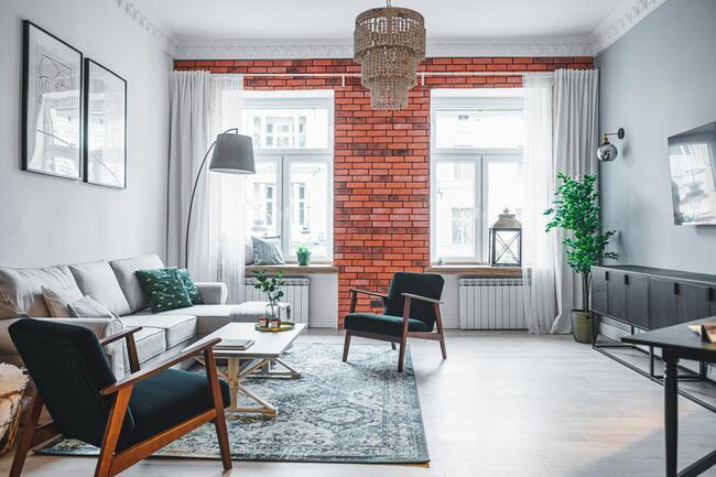 Atrakcyjny, klimatyczny apartament w centrum Łodzi!