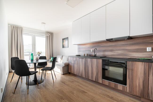 Mieszkanie 2 pokoje 35 m2-Balkon-Parking-Leśne-Bartodzieje