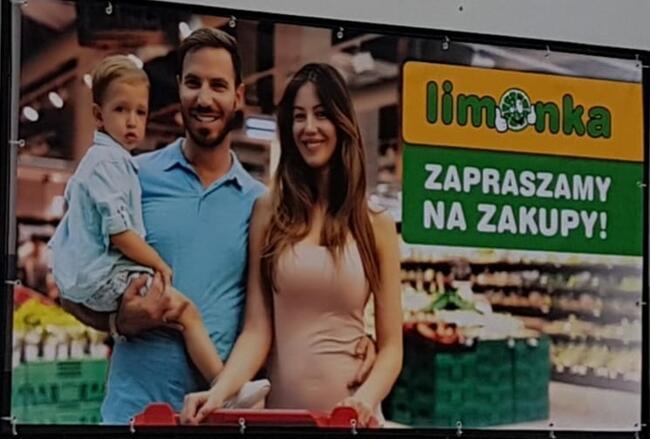 Sprzedawca Ustka sklep Limonka