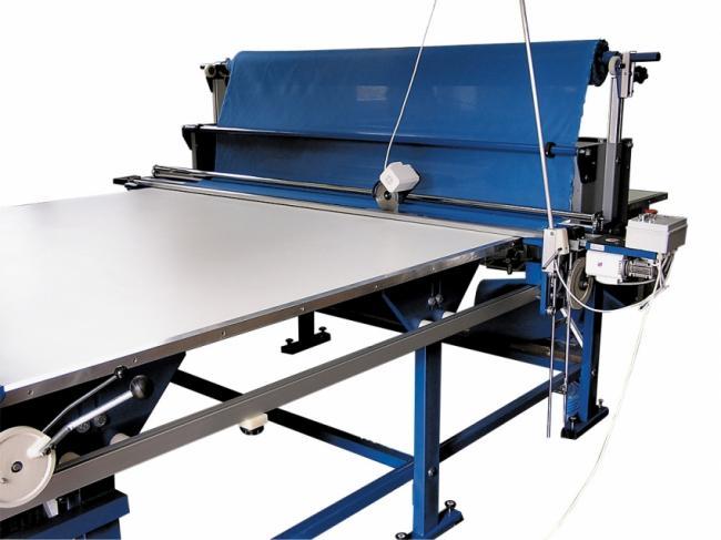 Wyposażenie szwalni, krojowni, zakładu tapicerskiego
