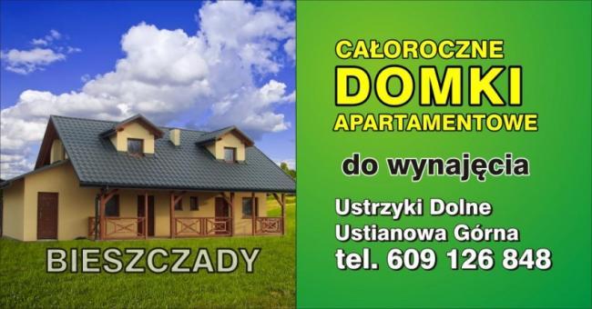 Luksusowe, apartamentowe domki do wynajęcia na urlop,weekend