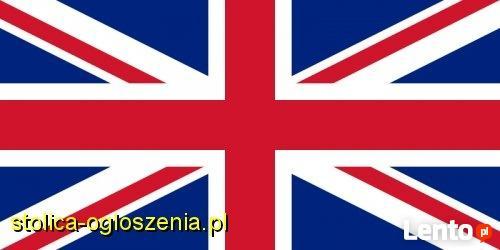 Angielski - korepetycje przez Skype!