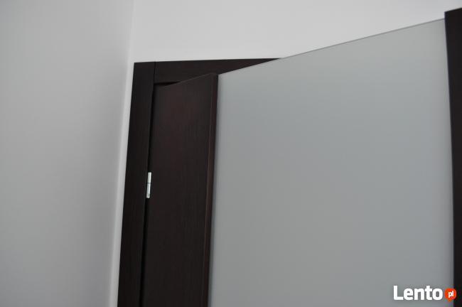 Drzwi wewnętrzne drewniane mowel w9