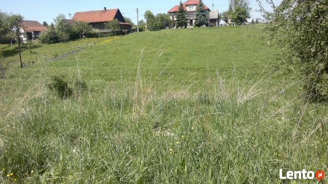 sprzedam działkę rolno-budowlaną gmina Brzeźnica 25km od