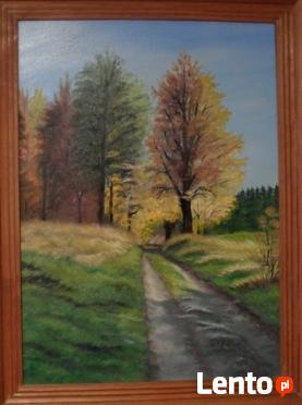 malowanie obrazów olejnych