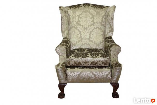 sprzedam fotel stylowy
