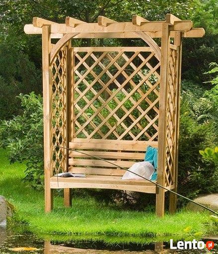 Jagram sa drewniana architektura ogrodowa for Decoration de jardin en bois
