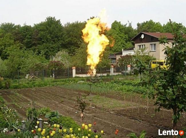 Azotowanie zbiorników gazu płynnego