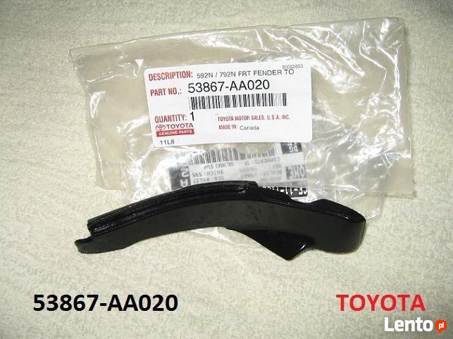 Czesci do samochodow amerykanskich USA, Toyota