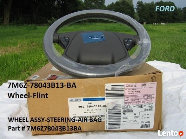 Poduszka powietrzna z kierownicą Ford Escape Hybrid USA