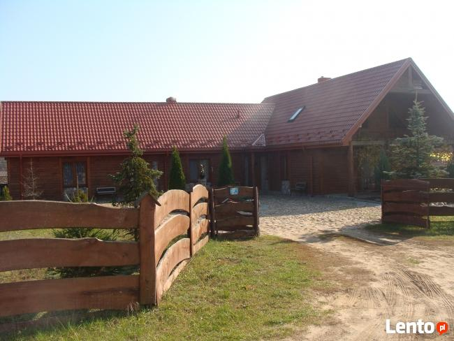 Agroturystyka blisko Białowieży, przy Zalewie Siemianówka