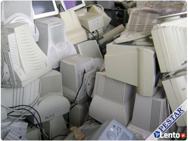 Bezpłatna Utylizacja elektrozniki.Odbiur elektro śmieci