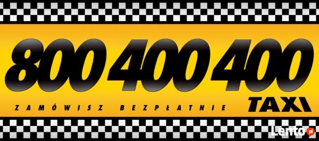 TAXI bagażowe Tele Taxi 400-400 - TANIO i 100% PEWNIE Łódź