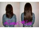 Przedłużanie włosów na chandrę tanio GDAŃSK