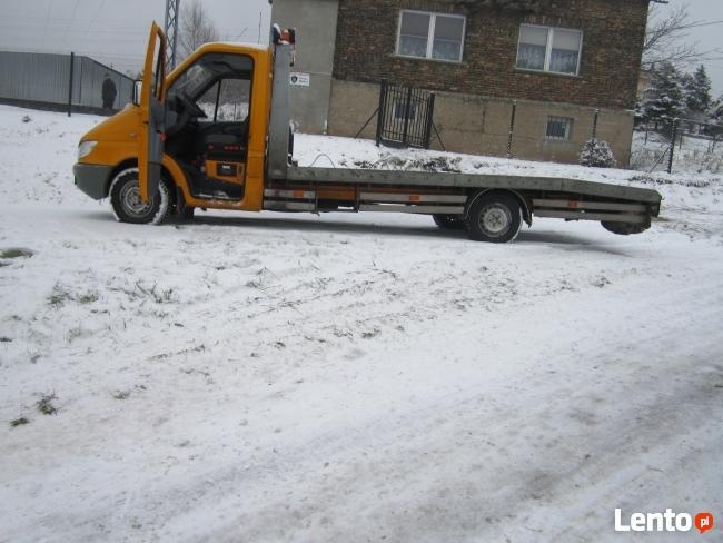 AUTO-LAWETA Oświęcim - okolice , pomoc drogowa 24 h