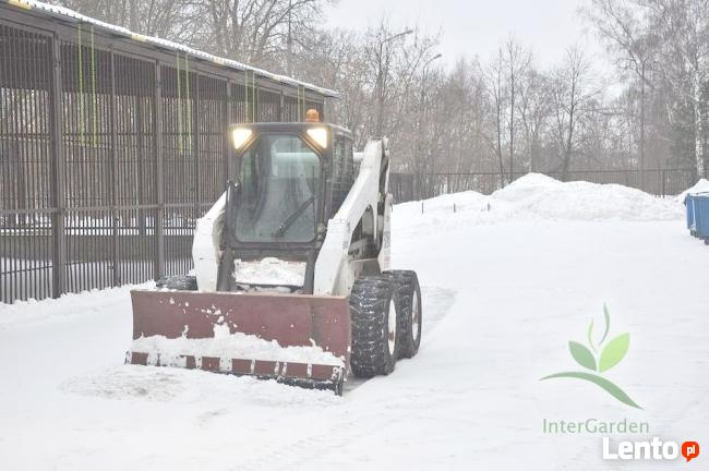 InterGarden - Odśnieżanie dróg,placów i parkingów