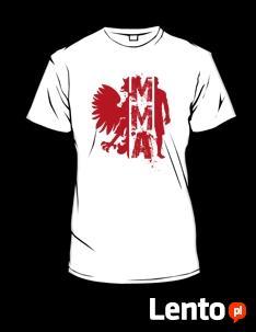 Koszulki patriotyczne, mma, artystyczne