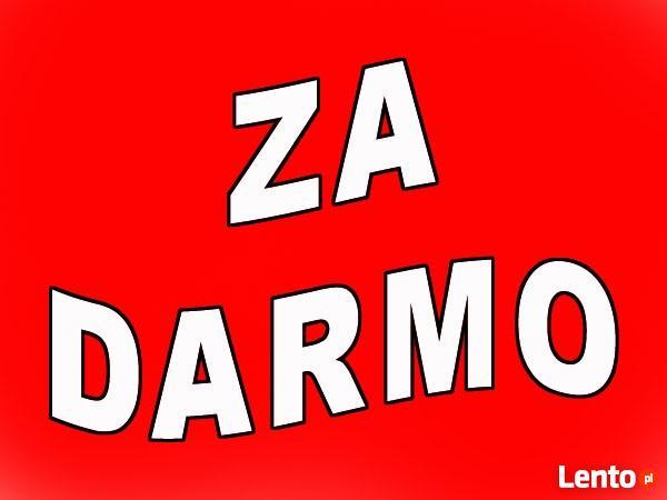Odbiór / Wywóz mebli i sprzętów - ZA DARMO -usługa