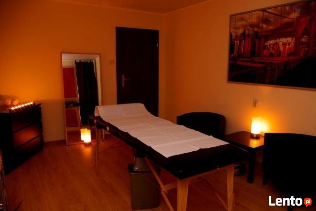 Masaz leczniczy,relaksacyjny .