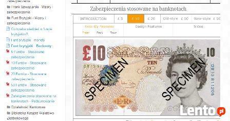 Szkolenie Kasjer walutowo-złotówkowy
