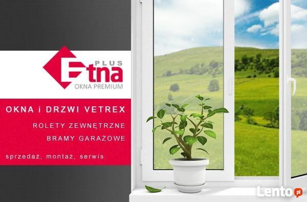Etna Plus - montaż okien, drzwi, rolet, parapetów i bram gar