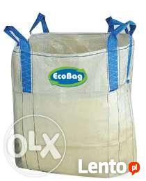 Wywóz gruzu worek big bag 1 tona 80 pln brutto
