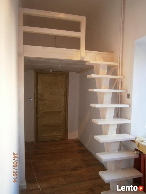 Antresole-schody