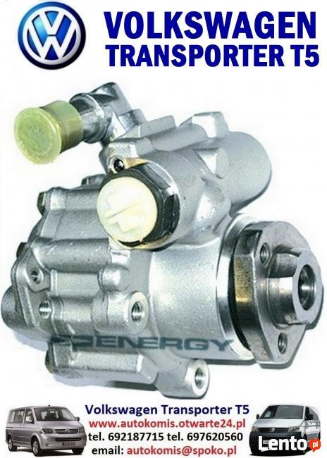 Pompa wspomagania hydrauliczna VW TRANSPORTER T5 1.9 2.0 TDI
