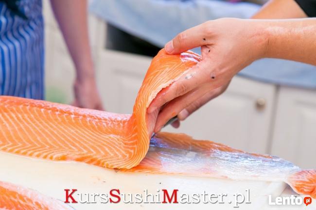 Kurs Sushi Master - Nauka Przyrządzania Sushi