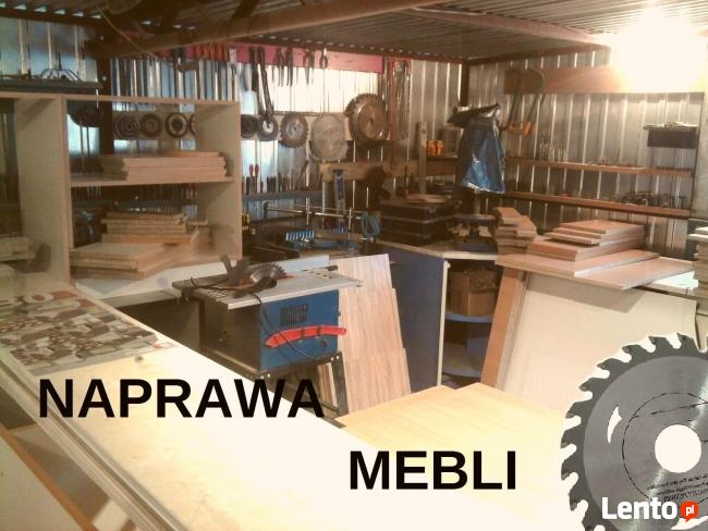Naprawa i modernizacja mebli