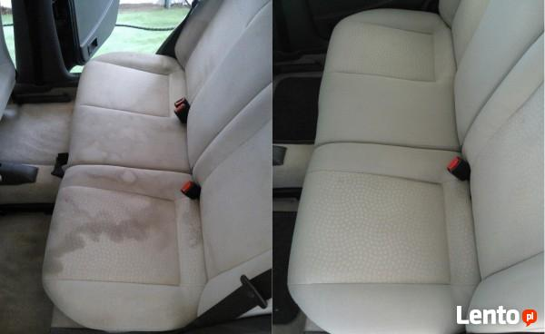 Kärcher – Czyszczenie tapicerki samochodowej – Miechów