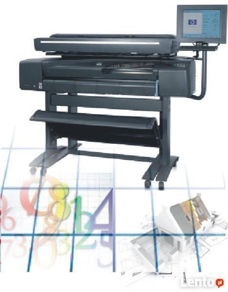 Ksero Drukowanie Skanowanie od A4 do A0 kolor, takze druk 3D