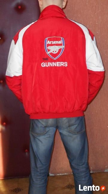 Kurtka Arsenal Londyn - Super Stan - Dla fanów