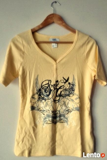 super żółta bluzeczka 36/38