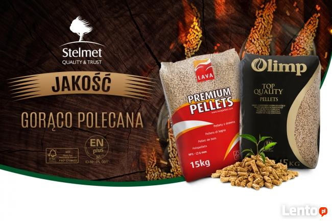 Pellet Lava, Olimp firmy STELMET, Mielec / PROMOCJA!