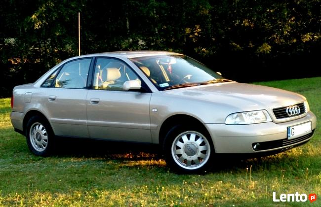 Audi A4 B5 1,9 Tdi 116 KM 2000 Sedan.