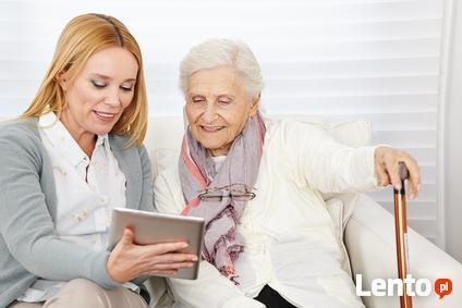 Opiekunka dla starszej Pani z Norymbergii (Niemcy)