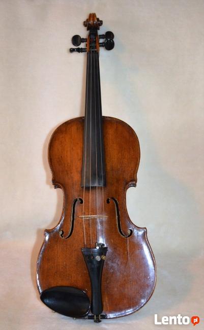 sprzedam skrzypce mistrzowskie - lutnicze