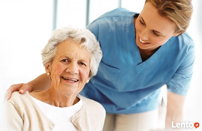 Opiekunka osoby starszej-WINKELHEID(Niemcy)