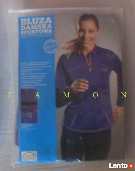 Bluza sportowa damska