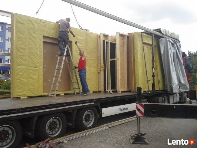 Dom szkieletowy - konstrukcja drewniana domu szkieletowego