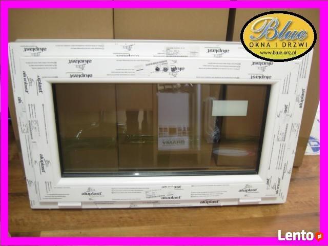 okno pcv białe 865X535 U wysyłka okazja!!!
