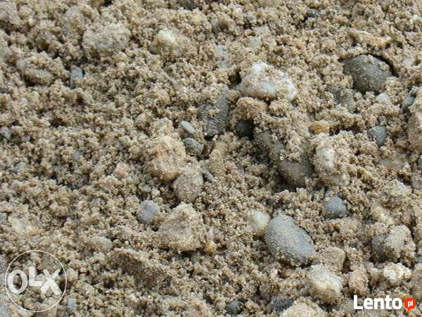 Pospółka żwirowo Piaskowa Betonowanie piasek żwir
