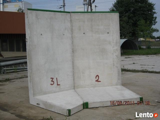 mury oporowe ściany oporowe PREFABRYKATY MARCIN HERKA
