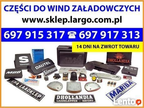 Kluczyk do wind Dhollandia - uniwersalny