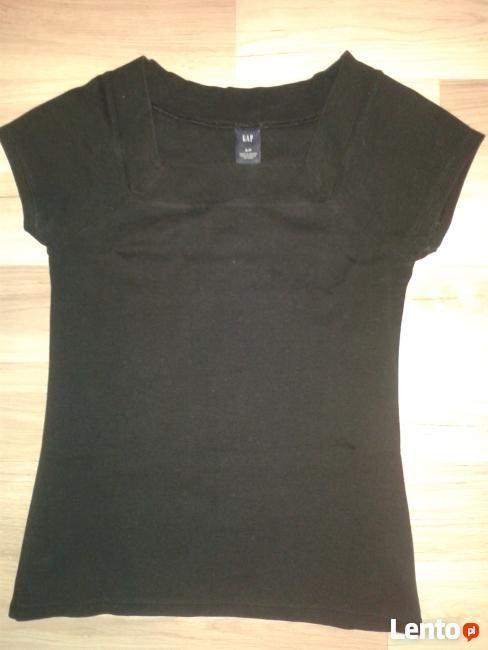 Bluzka bawełniana czarna