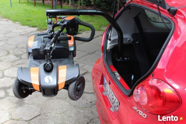 Adaptacje samochodów dla osób niepełnosprawnych