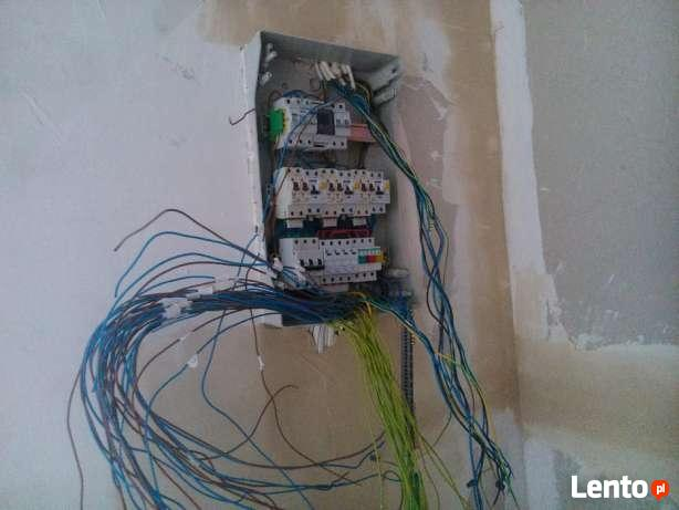 Elektryk/Elektromonter