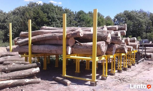 Podajnik Drewna Wielkowymiarowego Trak Pilarko łuparka